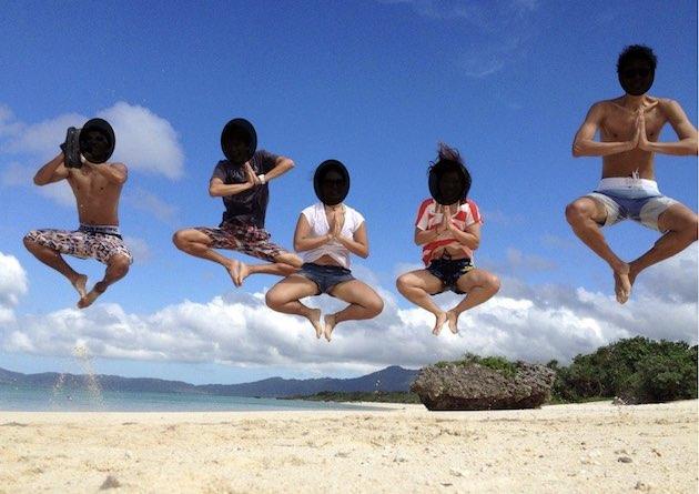 沖縄リゾートバイト休日