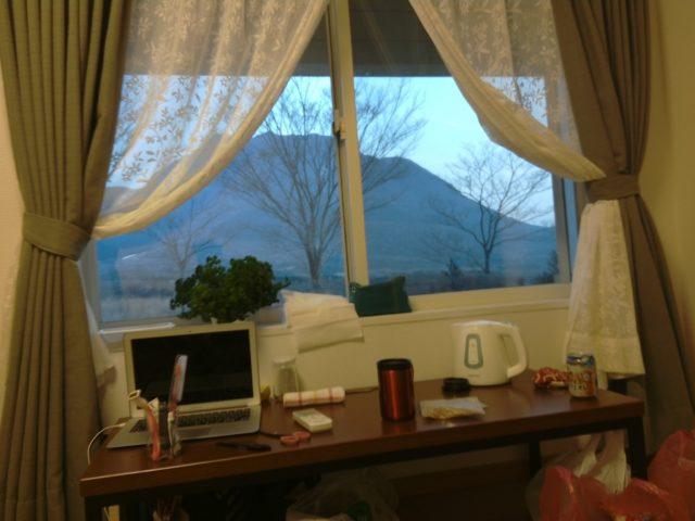 春休みリゾートバイトの寮